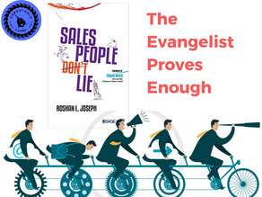 Book Review: 'Sales People Don't Lie' by Roshan L. Joseph