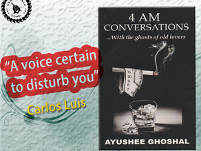 Book Review: '4 am Conversations' by Ayushee Ghoshal