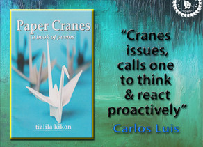 Book Review: 'Paper Cranes' by Tialila Kikon