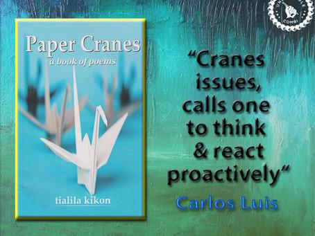 Book Review: 'Paper Cranes' by Tialila Kikon