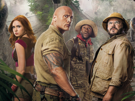 Infusing Life into the Lifeless: 'Jumanji: The Next Level'