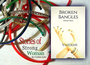 Book Review: 'Broken Bangles' by Vaidehi Sharma