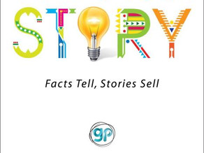 Book Review: 'What's your Story: facts tell, stories sell' by Sankalp Kohli
