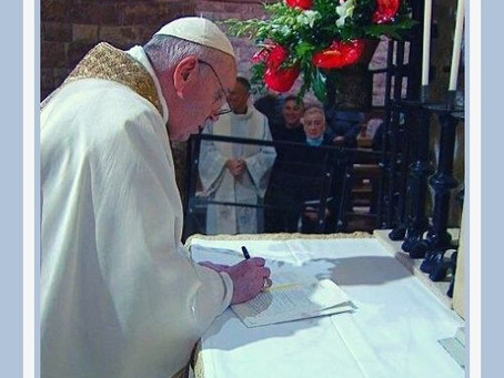FRATELLI TUTTI BY POPE FRANCIS