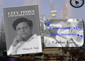 Book Review: 'City Times and Other Poems' by Vihang A. Naik