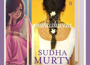 White Patch Small or Big Can't Shatter Dreams: Mahashweta by Sudha Murthy