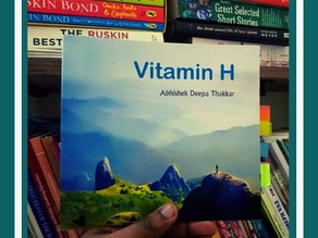 'Vitamin H' a therapy for your mental maladies