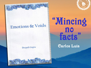 Book Review: 'Emotions and Voids' by Deepali Gupta