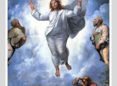 Transfiguration: A Call to be the Faithful Image of Christ