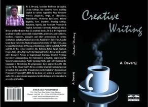 Book Review: 'CREATIVE WRITING' by Prof. Arputharaj Devaraj