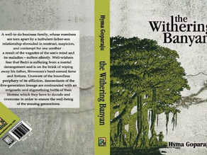 Book Review: 'The Withering Banyan' by Hyma Goparaju