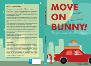 Book Review: 'Move on Bunny' by Vivek Atray