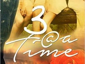 Book Review: '3 @ a Time' by Diptendu Sekhar Chakraborty