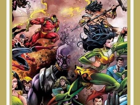 Liberating Imaginations through Comic Books