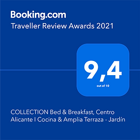 Collection Bed and Breakfast Alicante B&B ALICANTE