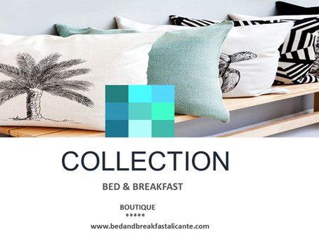 COLLECTION - BedandBreakfast centro Alicante.