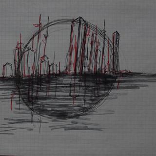 Artwalk Illustration