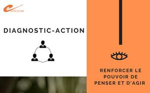 Rencontre Débat 18 mars de 9h à 12h : Le diagnostic action ou comment soutenir l'accompagnement