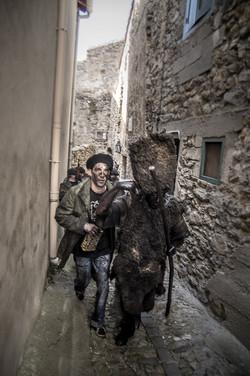 Fête de l'Ours à Prats de Mollo