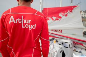 Skipper Arthur Loyd