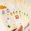 Thumbnail: Samoyed Festival Dog Sticker Sheet
