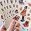 Thumbnail: Sage Cafe Sticker Sheet