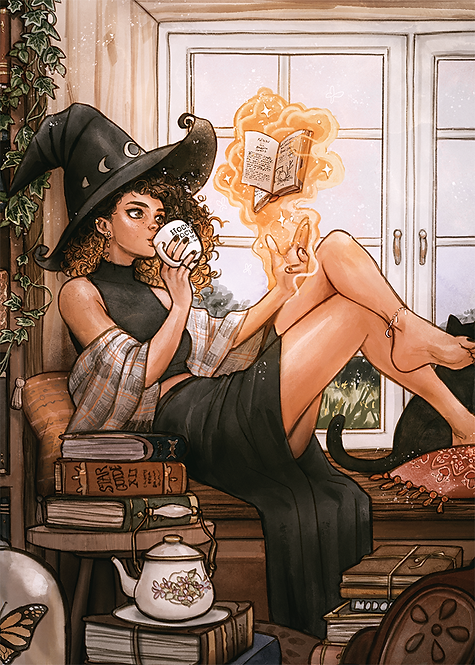 Warm Witch