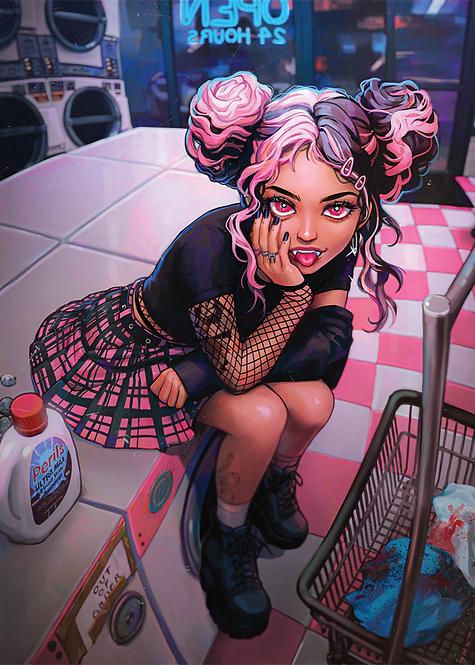 Midnight Laundromat