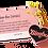 """Thumbnail: Bimbo & Friends Frosted Blush Heart 1.5"""" Keychain"""