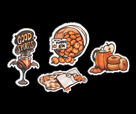 Autumn Mini Set