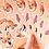 Thumbnail: Playful Winter Fox Vinyl Sticker Sheet