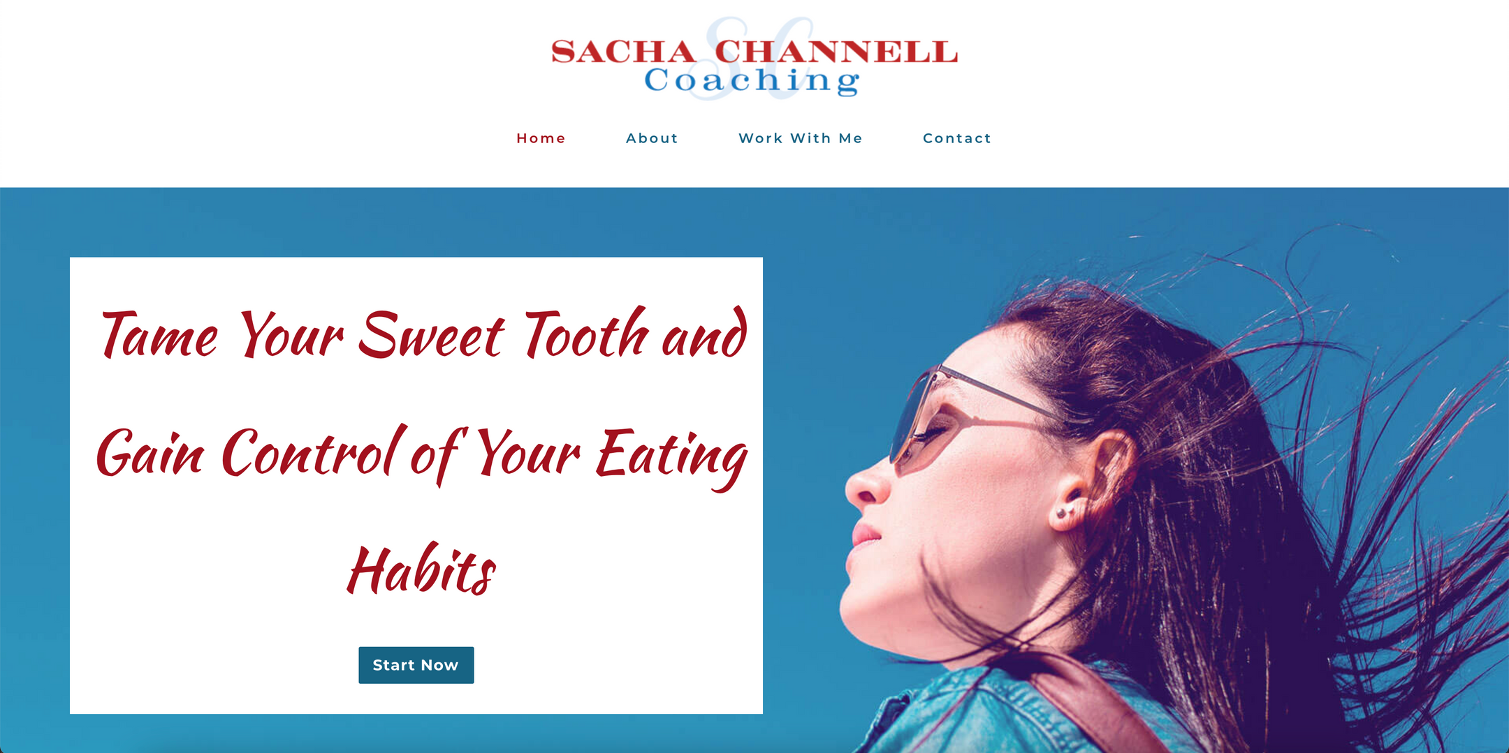 Sacha Channell Coaching Home Page