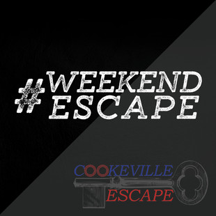 Weekend Escape Social Media Graphic