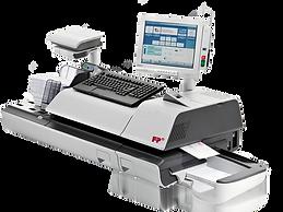 FP Postbase Qi3000 autofeed franking machine