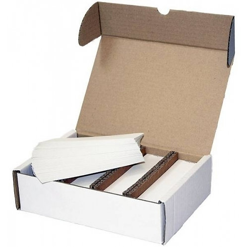 DMS Approved (for FP Postbase) Franking Labels - Box 1000 Single Strips