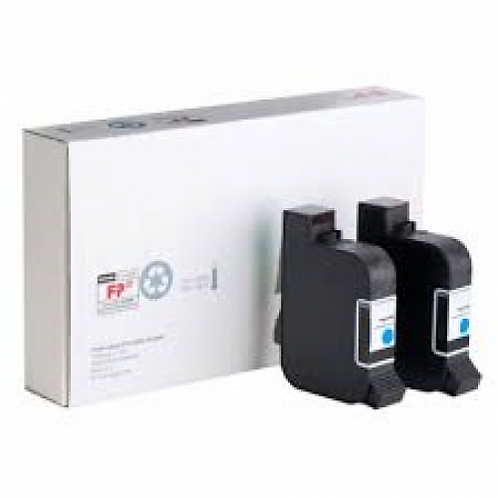 FP PostBase Qi3/Econ/Vision 3S Compatible Franking Ink (10ml) - Set of 2