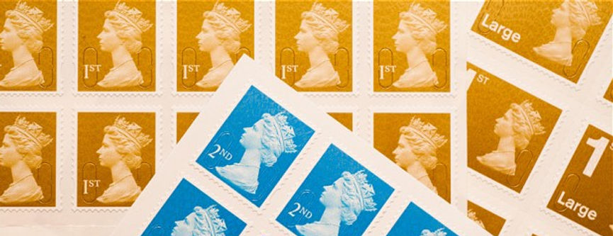 Royal Mail Postage Stamps