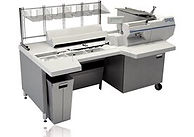 Pitney Bowes RED72 Open and Extraction Desk