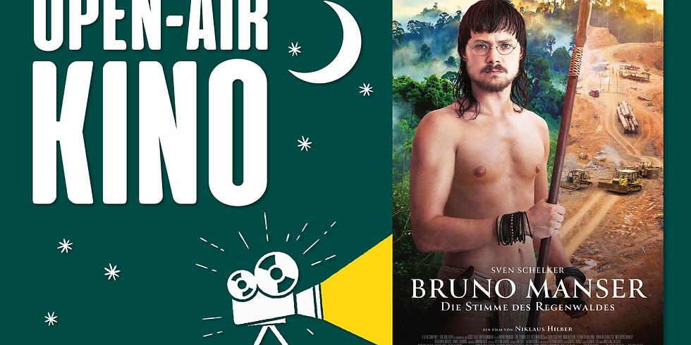 """OpenAir Kino """"Bruno Manser - Die Stimme des Regenwaldes"""""""
