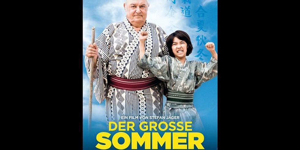 """OpenAir Kino """"DER GROSSE SOMMER"""""""