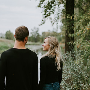 SHANNON + TANNER   COUPLE SESSION
