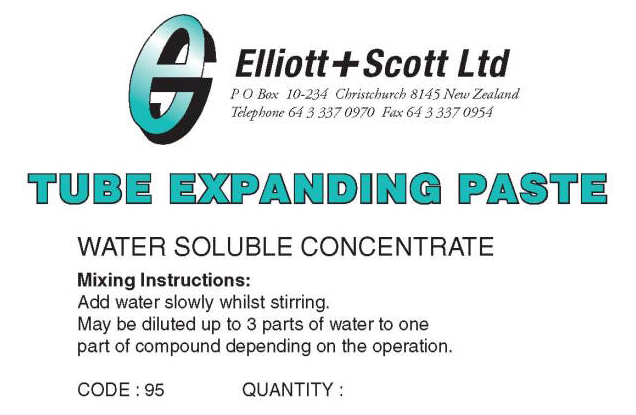 Elliott-Scott Ltd turbo machinery + tube and pipe products