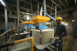 Automatic Manufacturing Plant of Guar Gum and Guar Meal