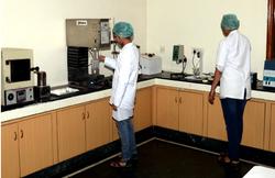 Quality check lab