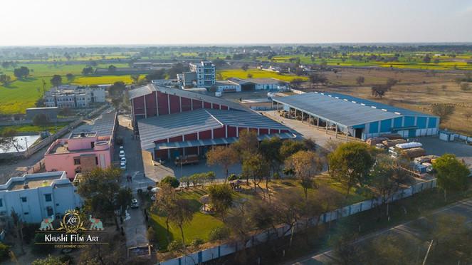 Largest exporter of Guar Gum in India