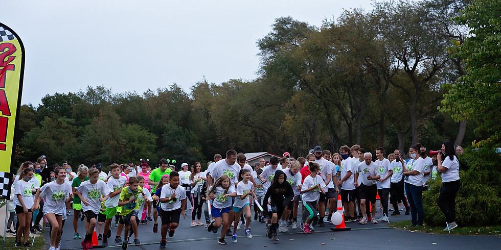 2021 5.4K Staley Hope Run