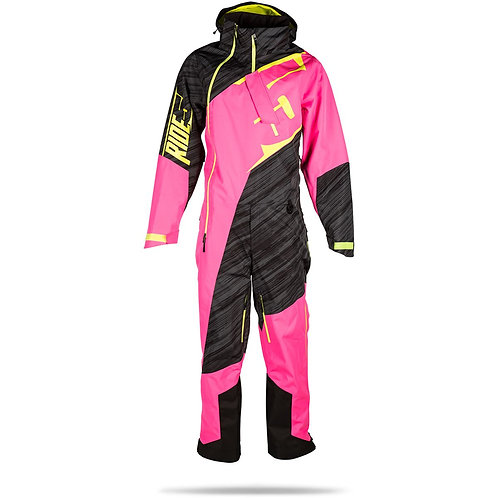 509 Allied Insulated Mono Suit, pink
