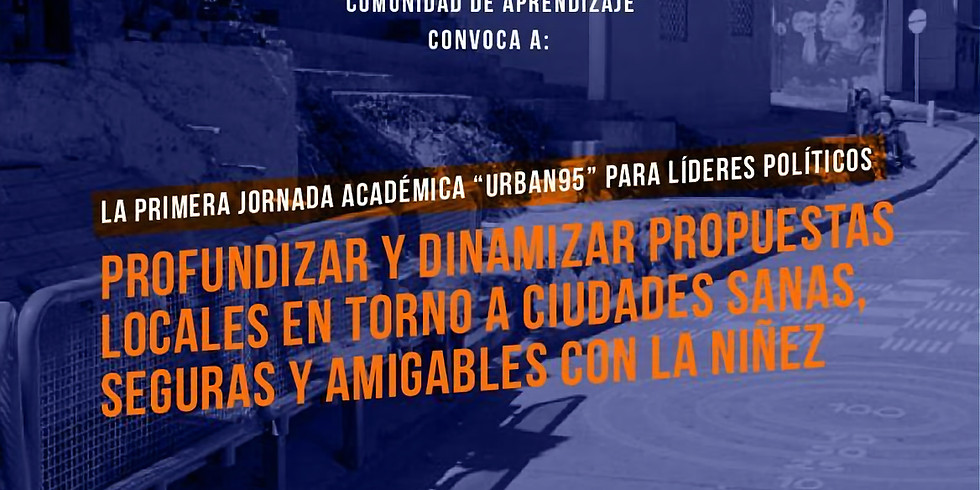 """Primera Jornada académica """"URBAN 95"""""""