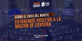Noticias del Representante Carlos Eduardo Acosta