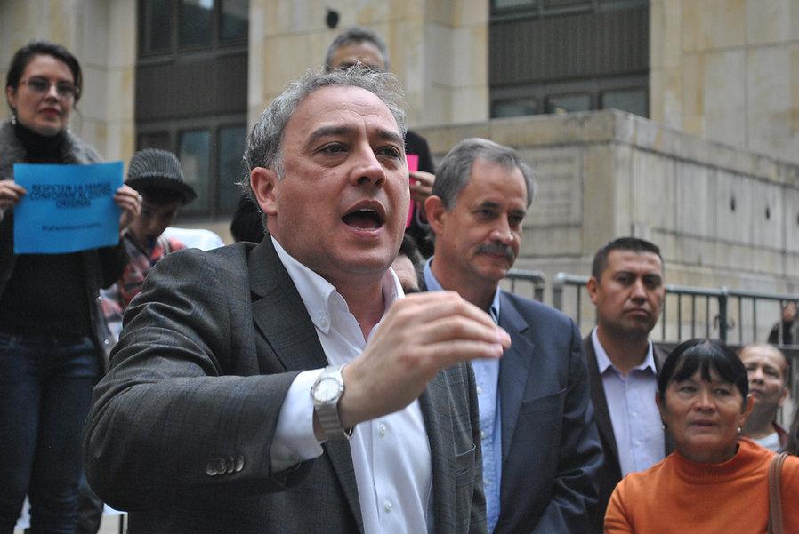 Carlos Acosta Rendición de Cuentas